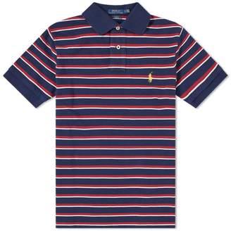 Polo Ralph Lauren Slim Fit Stripe Polo