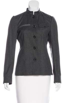 Miu Miu Wool Lightweight Jacket