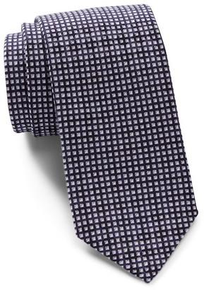 HUGO BOSS Grid Tie $95 thestylecure.com