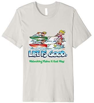 Water Skiing Boating T-Shirt