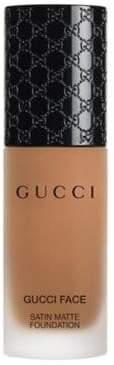 GucciGucci Face Satin Matte Liquid Foundation/1.0 oz.