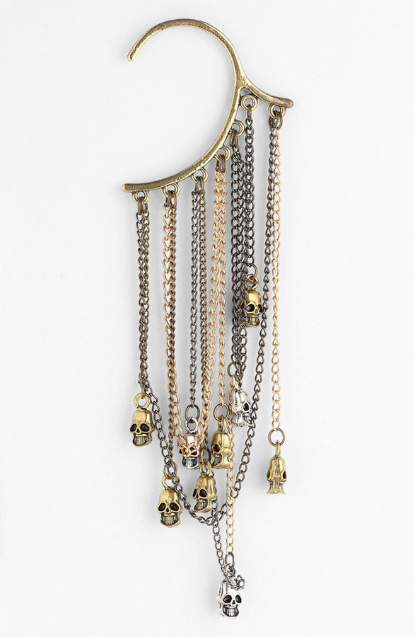 Nordstrom By Samii Ryan 'Believe in Magic' Ear Cuff Exclusive)