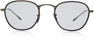 Oliver Peoples Eoin Transparent Sunglasses
