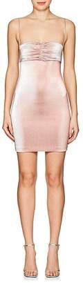 Area Women's Cindy Lamé Minidress