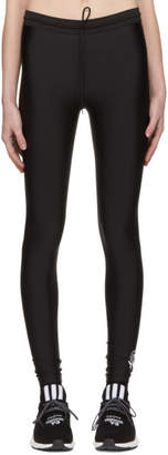 Y-3 Black Stretch Leggings