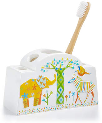 Creative Bath Origami Jungle Toothbrush Holder Bedding