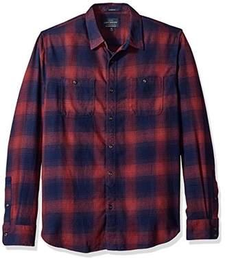 Lucky Brand Men's Mason Workwear Button Up Shirt