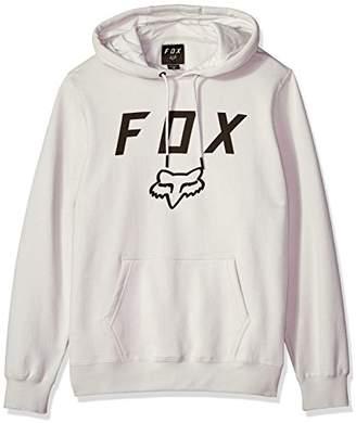 Fox Men's Standard Fit Legacy Logo Pullover Hooded Sweatshirt