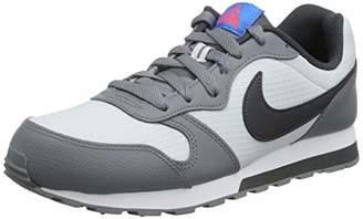 wholesale dealer 79a10 2dd4b Nike Girls  Md Runner 2 (Gs) Running Shoes, (Pure Platinum