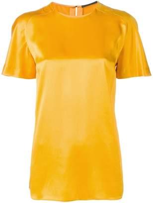 Haider Ackermann short sleeve blouse