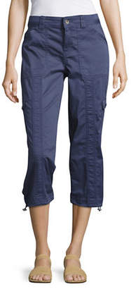 Style&Co. STYLE & CO. Cargo Capri Pants