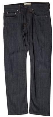 Simon Spurr Five Pocket Skinny Jeans