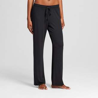 Gilligan & O Women's Total Comfort Pajama Pants Black - Gilligan & O'Malley $16.99 thestylecure.com