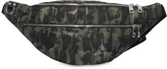 Dolce & Gabbana Camouflage Nylon Belt Pack