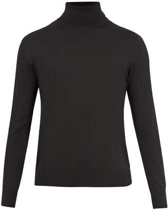 Prada Roll-neck wool sweater