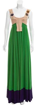 Marni Sleeveless Maxi Dress