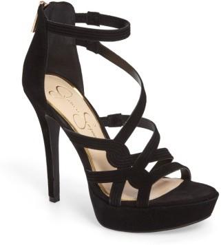 Women's Jessica Simpson Bellanne Platform Sandal $97.95 thestylecure.com