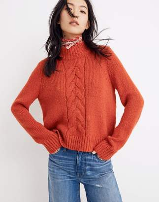 Madewell Bayfront Turtleneck Sweater