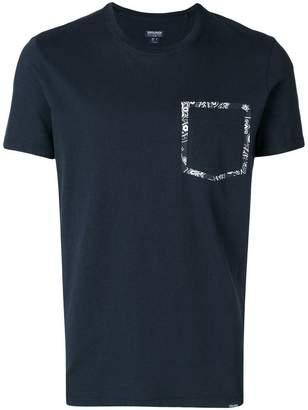 Woolrich chest pocket T-shirt