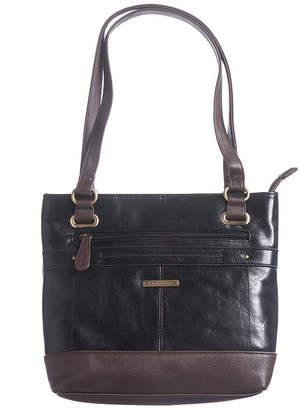 Co STONE AND Stone And Megan Leather Tote Bag