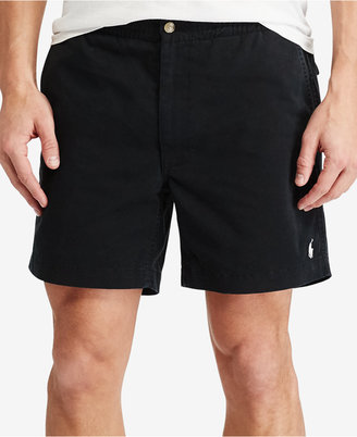 "Polo Ralph Lauren Men's 6"" Inseam Classic Fit Polo Shorts $65 thestylecure.com"
