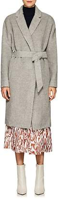 Martin Grant Women's Alpaca-Wool Belted Cardigan Coat