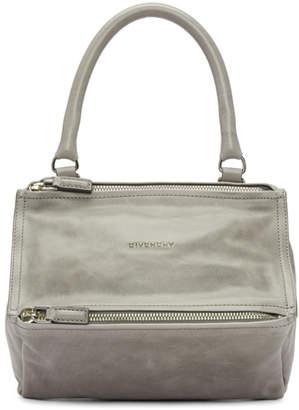 Givenchy Grey Small Pandora Bag