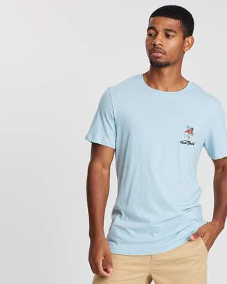 Flock Yeah Embroidered Tee