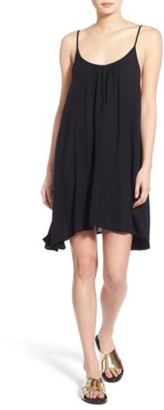 Women's Roxy 'Windy' Scoop Neck Shift Dress