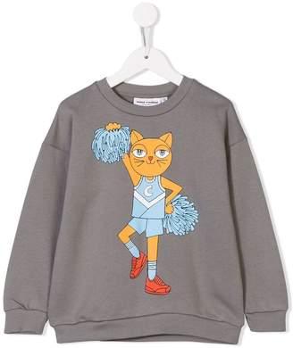 Mini Rodini Cheer Cats sweatshirt