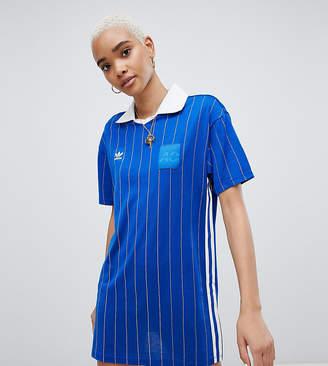 adidas Fashion League Dress In Blue