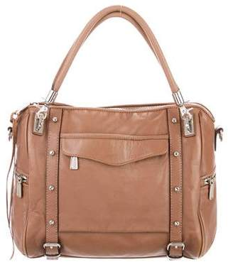 Rebecca Minkoff Morning After Leather Satchel