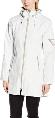 Ilse Jacobsen Women's Classic Water Resistant Raincoat Outerwear