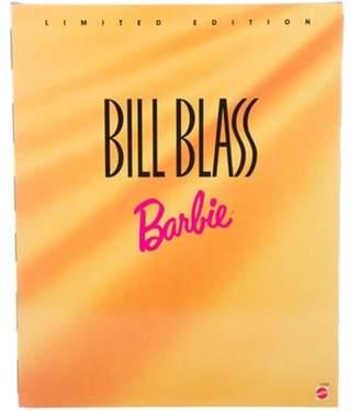 Bill Blass Barbie Doll Yellow Barbie Doll