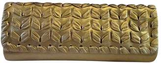 Christian Louboutin Leather Clutch Bag