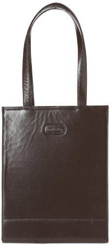 Leatherbay London Leather Tote