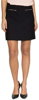 Le Château Women's Stretch Mini Skirt