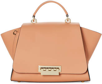 Zac Posen Eartha Iconic Soft Top Handle Leather Bag