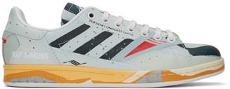 Raf Simons Multicolor adidas Originals Edition Torsion Stan Smith Sneakers