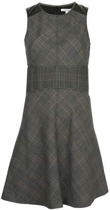 Derek Lam 10 Crosby sleeveless flared dress