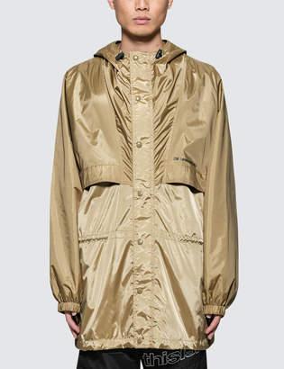 Camper Thisisneverthat R/S Nylon Coat