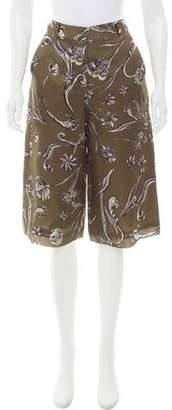 3.1 Phillip Lim High-Rise Silk Culottes