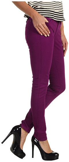 James Jeans Twiggy 5-Pocket Legging in Violet