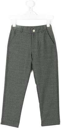 Oscar de la Renta Kids classic tailored trousers
