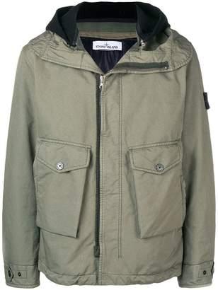 Stone Island David-TC PrimaLoft® Insulated jacket
