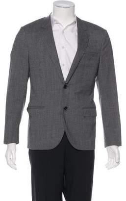 Lanvin Wool Houndstooth Sport Coat