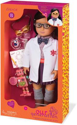 Our Generation Blanca Science Doll