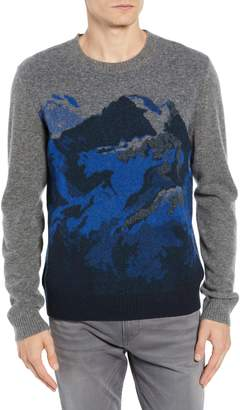 Bonobos Holiday Escape Wool Blend Sweater