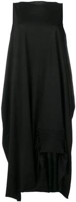 Pierantonio Gaspari Pierantoniogaspari flared midi dress