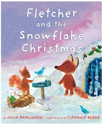 Harper Collins Fletcher and the Snowflake Christmas (Hardcover)